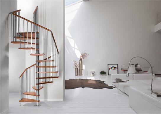 מדרגות חברת Fontanot