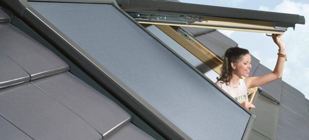 חלונות לגגות